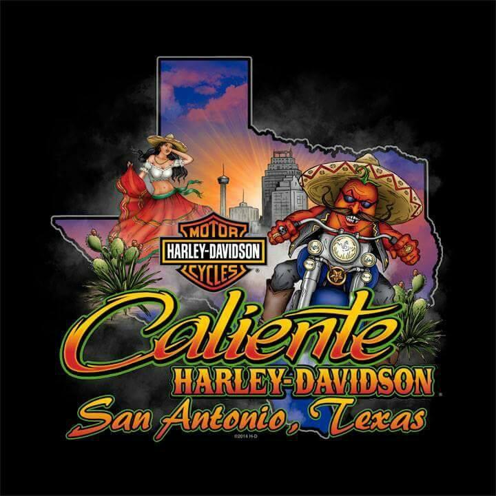 Harley Davidson San Antonio >> Caliente Harley Davidson Biker Businesses